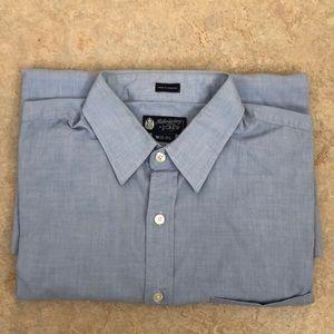 J.Crew 'Habadashery' Men's Button-Up LS Shirt